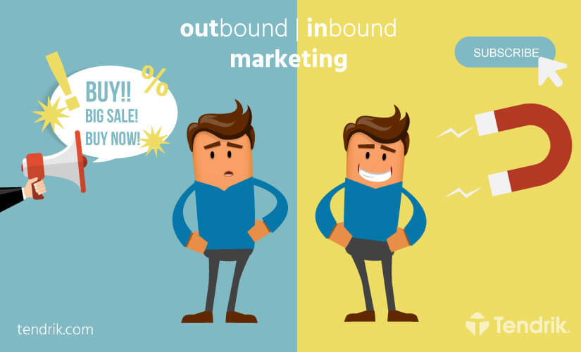Inbound Marketing - Tendrik