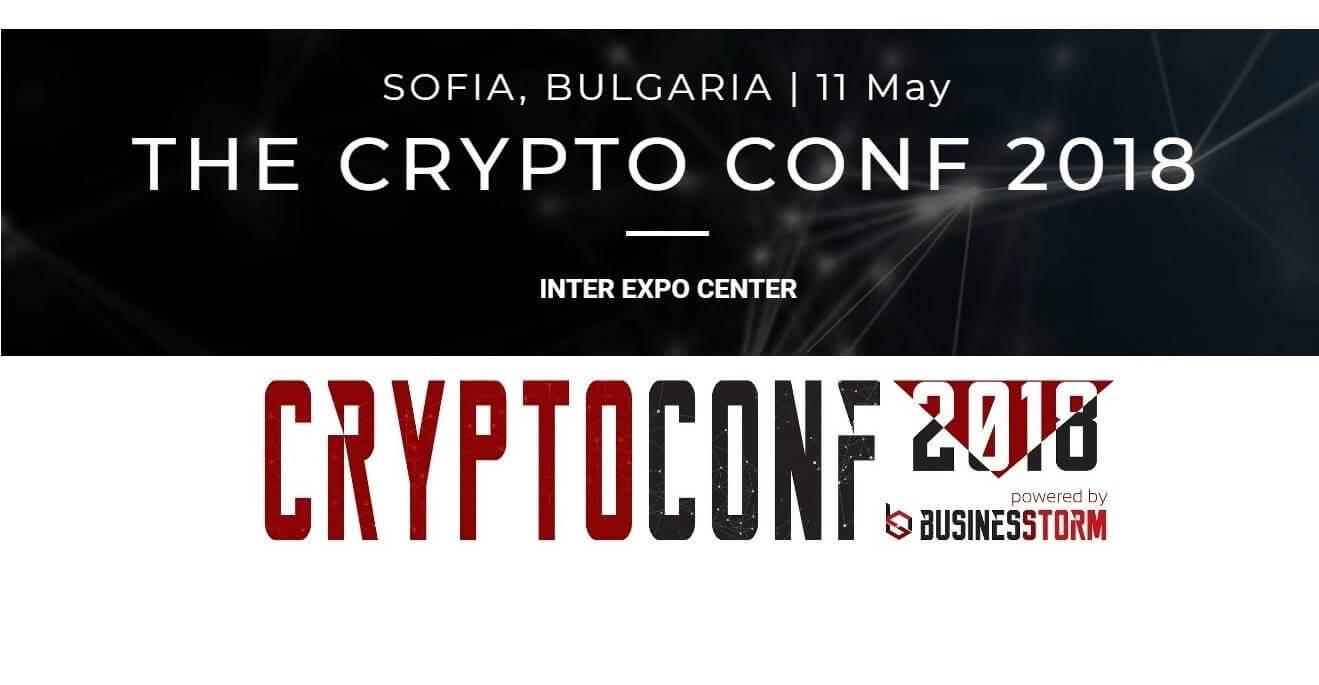 Crypto Conf 2018 Sofia
